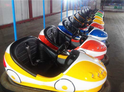 Buy cheap bumper cars