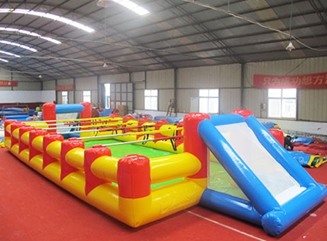 Buy inflatable football field from Beston
