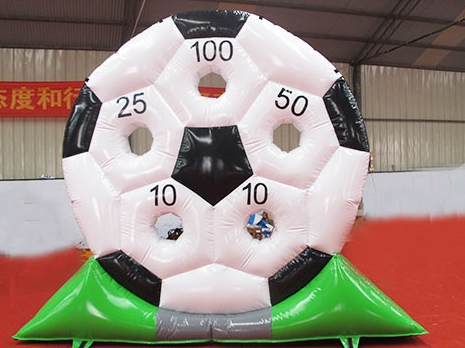 Hot sale small inflatable football field