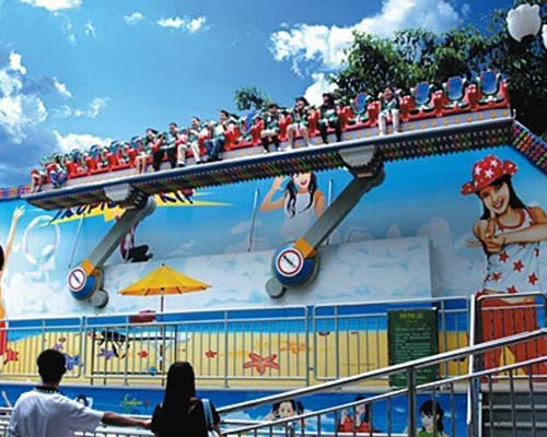 amusement park miami ride for sale