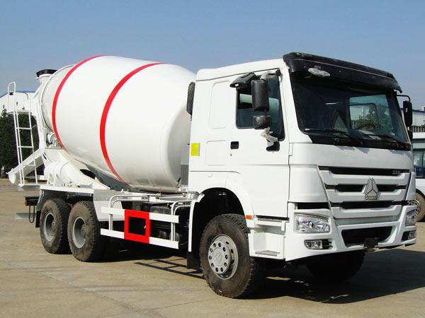 3 m³ mixer truck sale