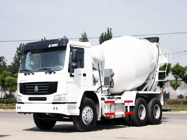 8 m³ mixer truck for sale