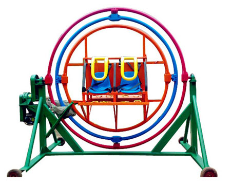 Buy Human Gyroscope Ride