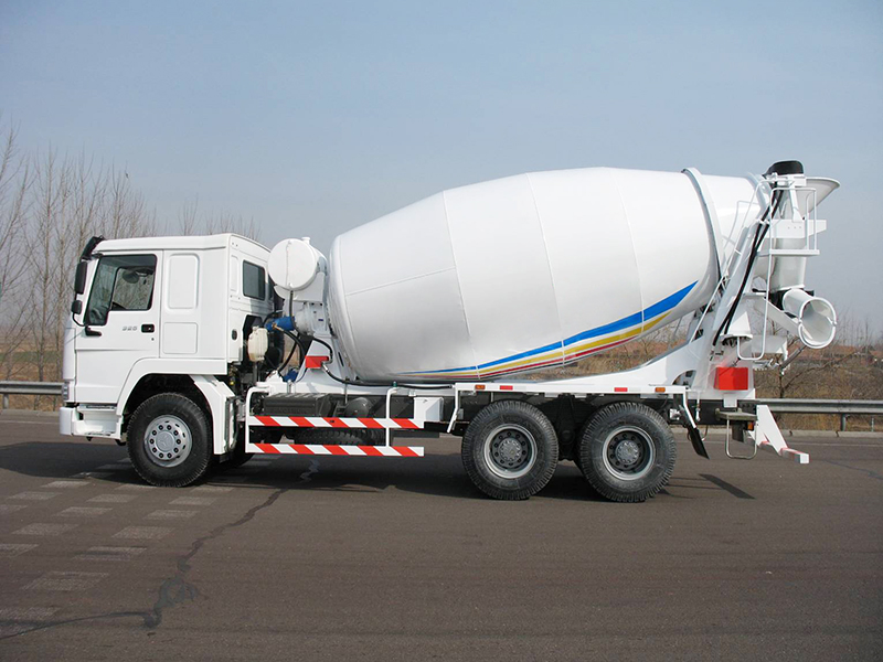 Concrete Mixer Truck With High Quality