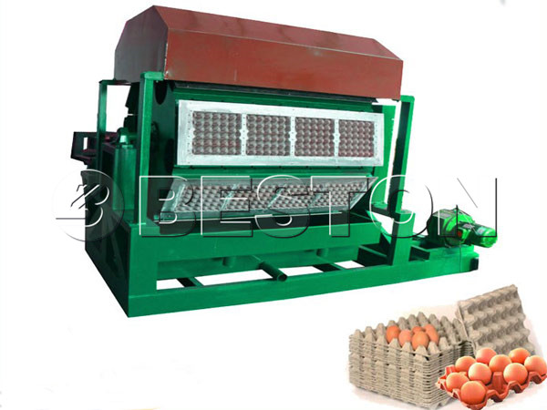 egg tray manufacturing machine