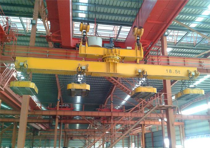 Choose a great electric magnetic bridge crane