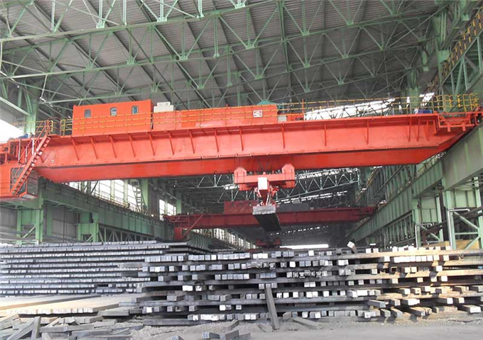 Buying a overhead magnetic crane to China